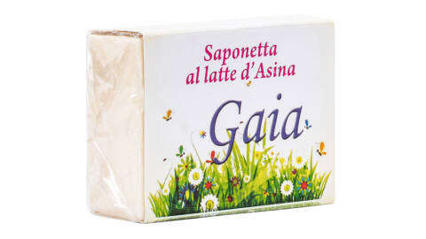 "Milk donkey soap  ""Gasia"" Dhea Mather"