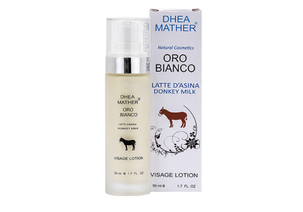 Crema Latte Asina Oro Bianco Dhea Mather