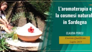 L'aromaterapia e la cosmesi naturale in Sardegna