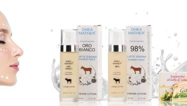 Dhea Mather Milk Donkey Cosmetics Special Offer