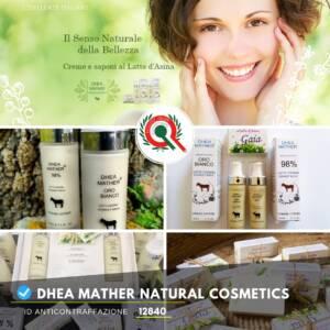 Cosmesi Naturale Dhea Mather