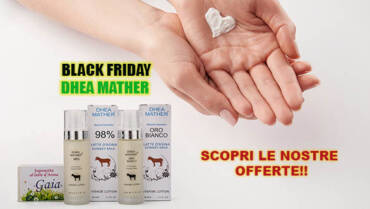 Scopri l'incredibile offerta di Dhea Mather per il Black Friday 2020!