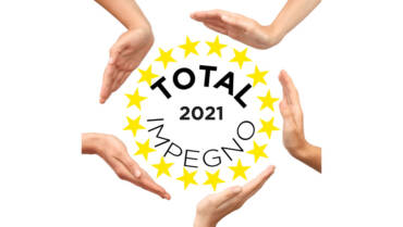 "Dhea Mather è partner di ""TOTAL IMPEGNO 2021"""
