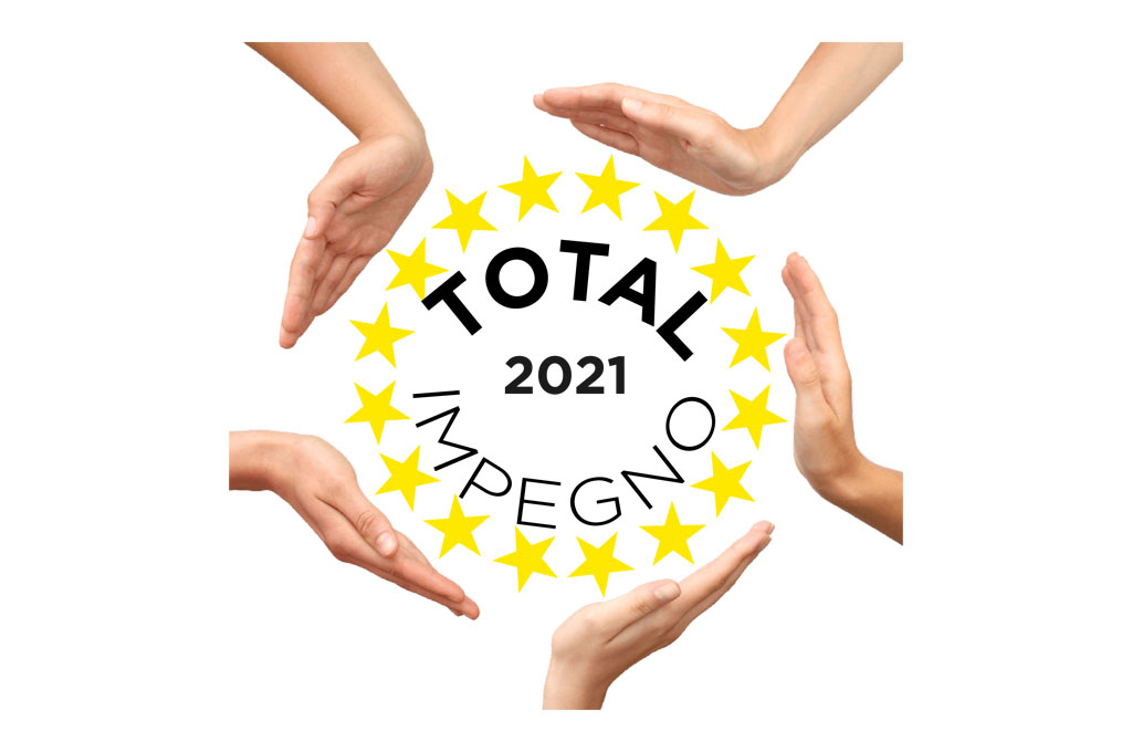 """Dhea Mather è partner di """"TOTAL IMPEGNO 2021"""""""